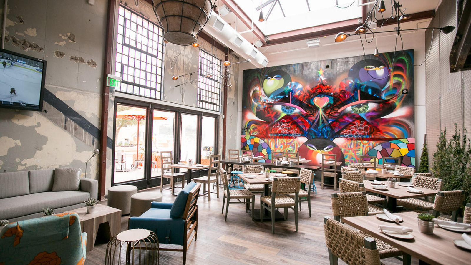 Puesto Debuts Downtown Stunner In The Headquarters Eater