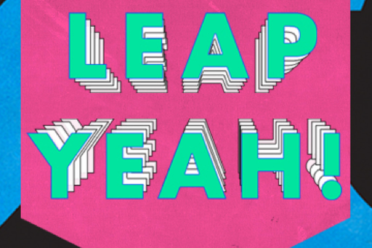 Leap Year Sale as advertised by ASOS
