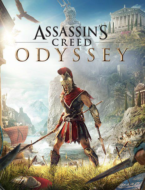 Box art for Assassin's Creed Odyssey