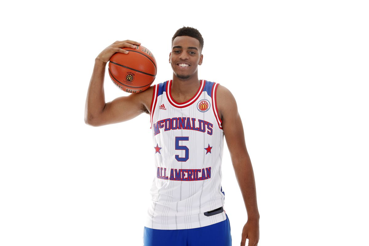 a34e4b3eede McDonald s All-American Game Features Oregon 5-Star Commit Troy Brown Jr.