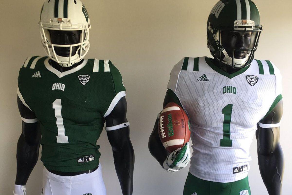 cff25ceb64c Ohio s new Adidas football uniforms revealed on Twitter - Hustle Belt