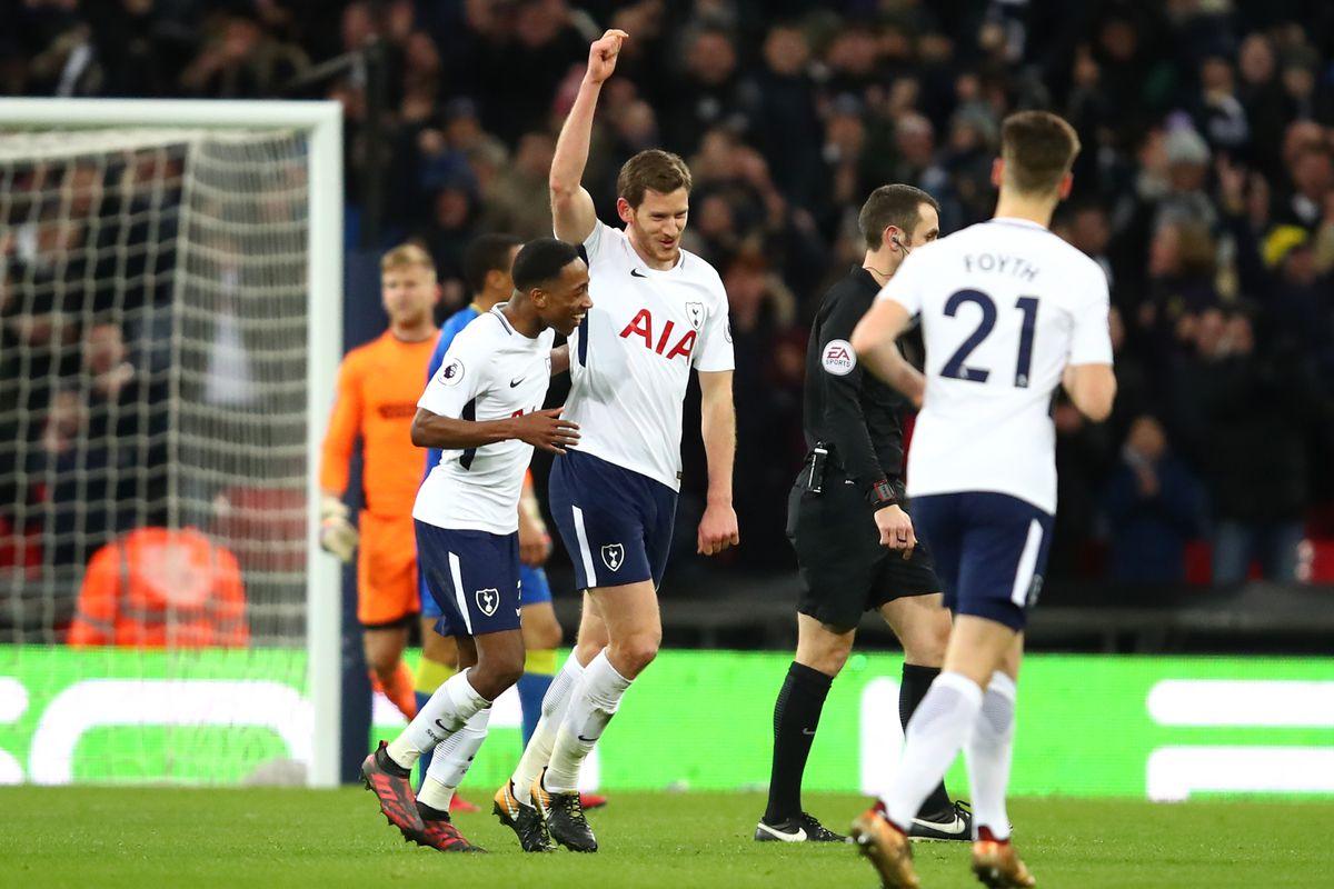 Tottenham Hotspur v AFC Wimbledon - The Emirates FA Cup Third Round