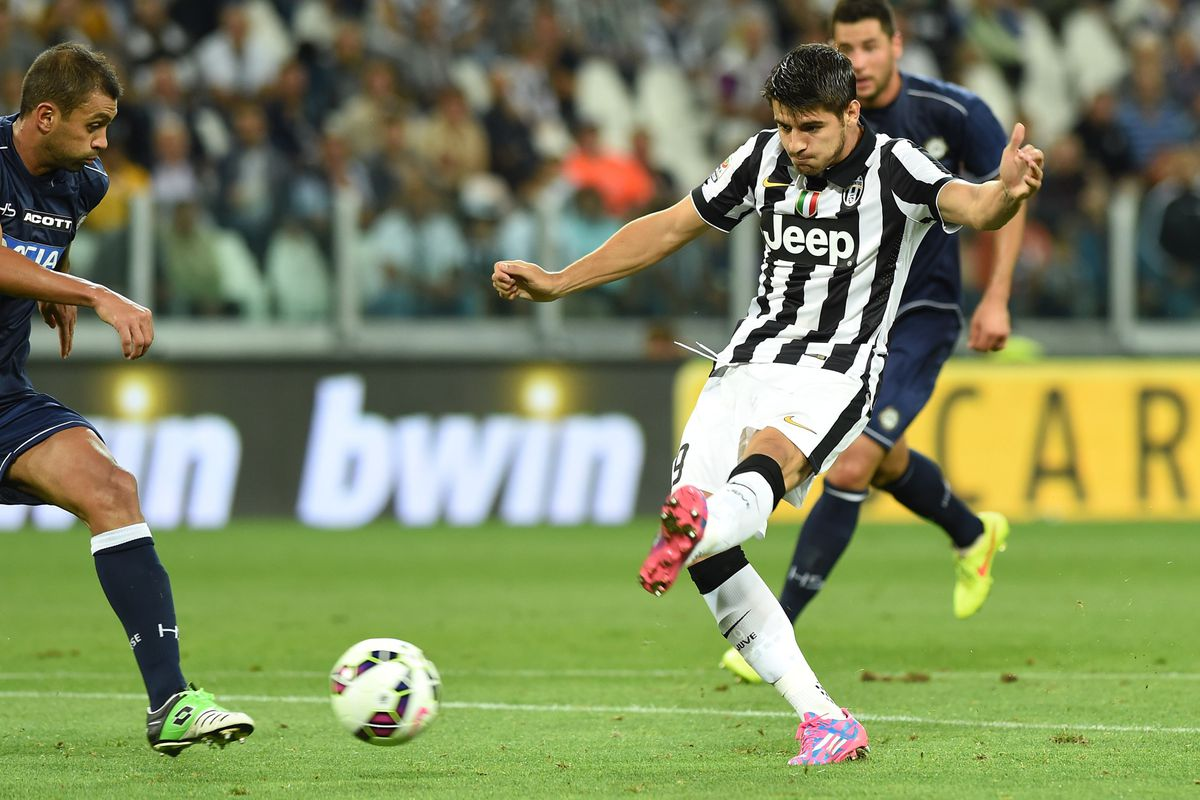 Could Álvaro Morata get the start ahead of Fernando Llorente? TUNE IN AND FIND OUT!
