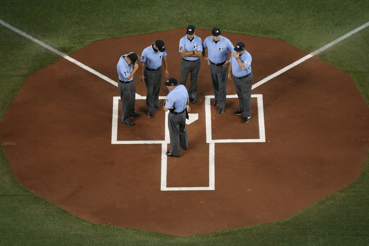 The Toronto Blue Jays and Texas Rangers play game four of the MLB American League Division Series