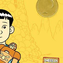 """American Born Chinese"" is by Gene Luen Yang."