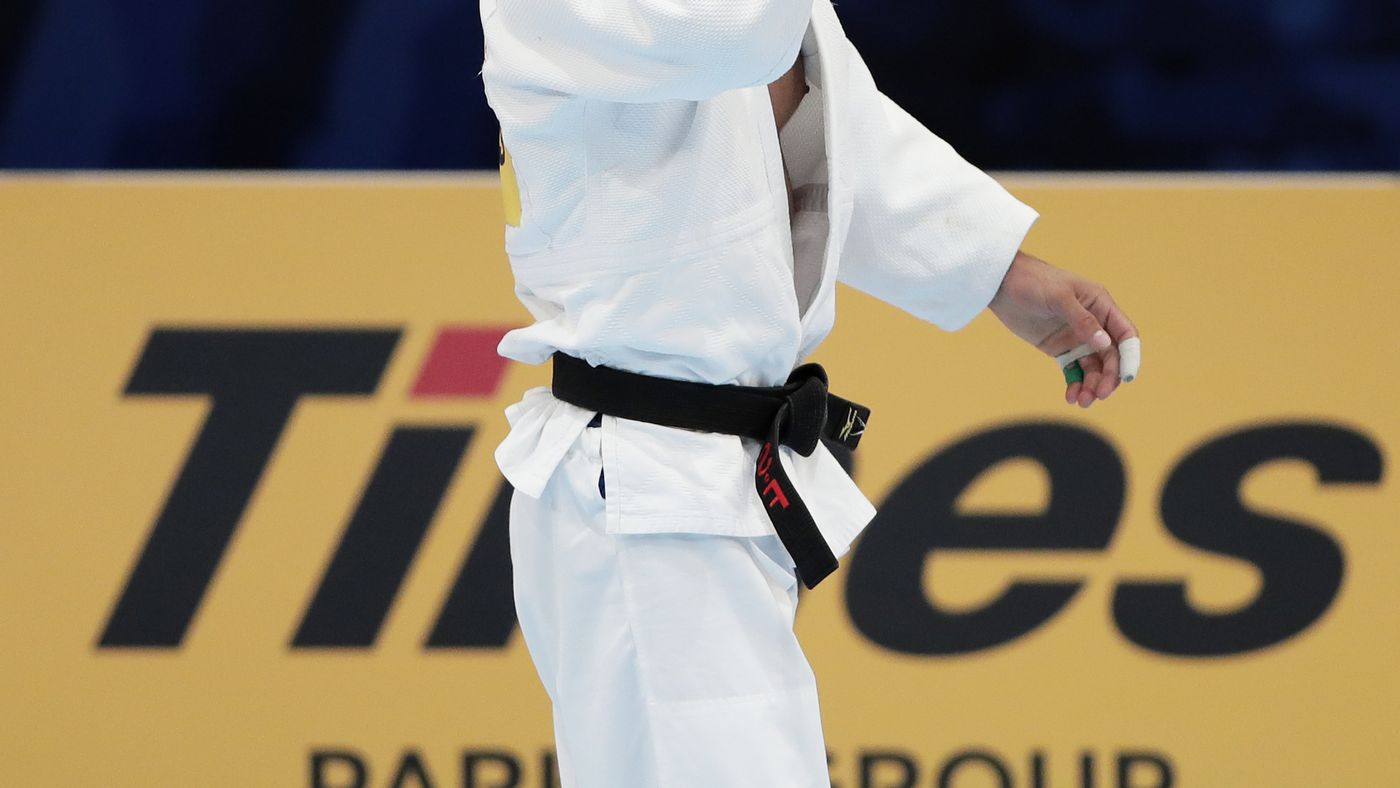 Judoka fears for safety after refusing Iran's request to