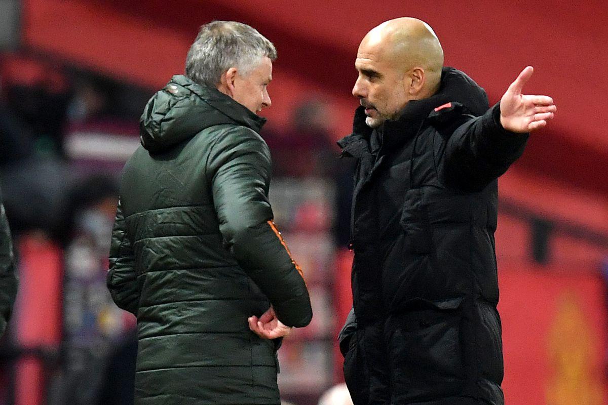 Manchester United v Manchester City - Premier League - Old Trafford