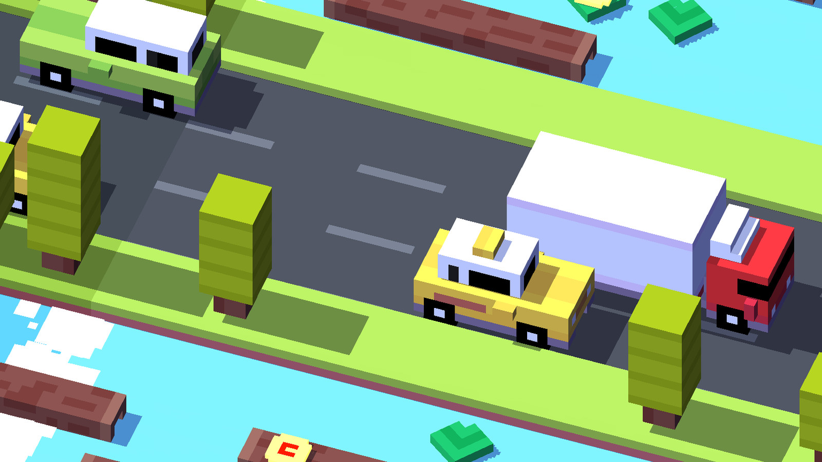 Crossy Road has invented the 'endless Frogger,' and it's