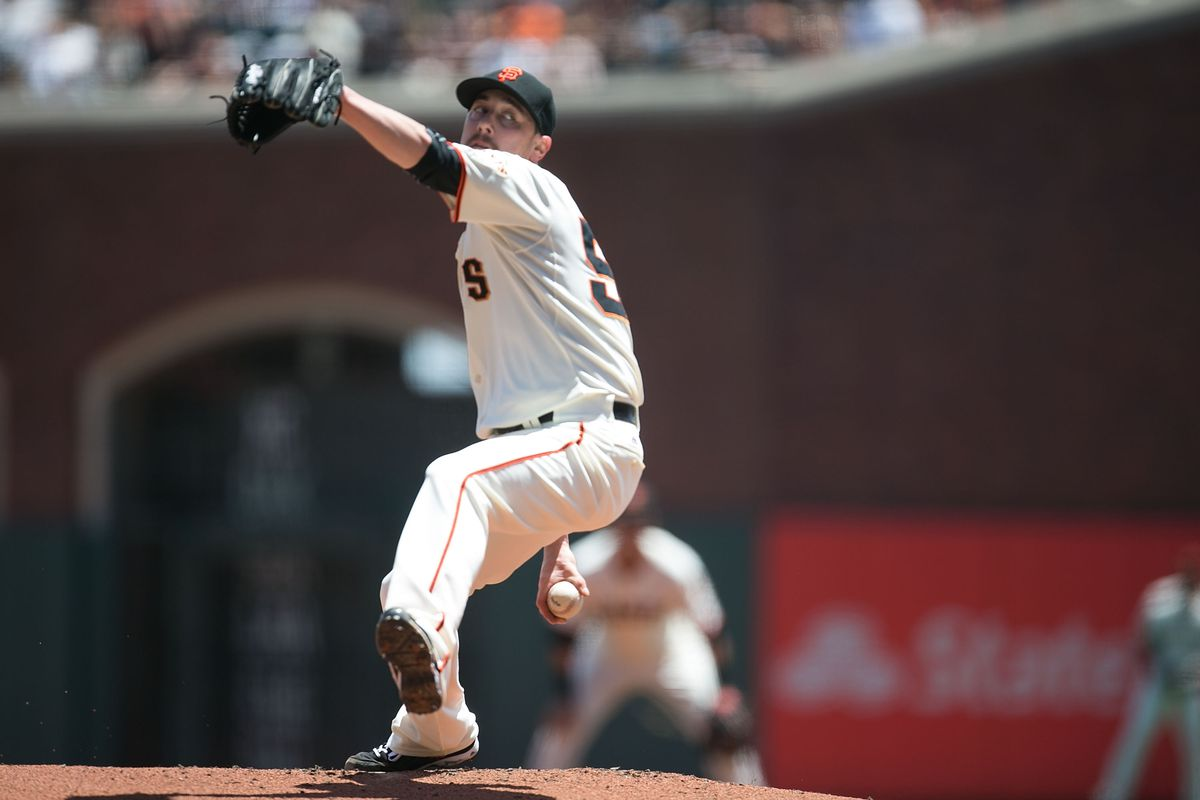 The last time you see Lincecum without a Halo?