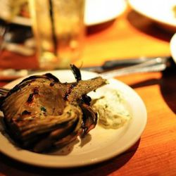 """<a href=""""http://eater.com/archives/2010/11/17/doctor-sues-houstons-restaurant-after-eating-an-entire-artichoke.php"""" rel=""""nofollow"""">Doctor Sues Restaurant For Letting Him Eat a Whole Artichoke</a><br />"""