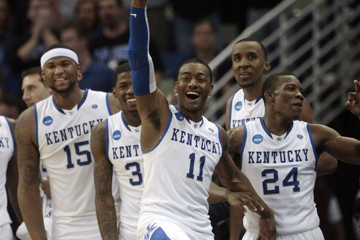 10 Greatest Kentucky Basketball Players Of All Time: 2009-10 Kentucky Wildcats Not Listed Among Best Teams