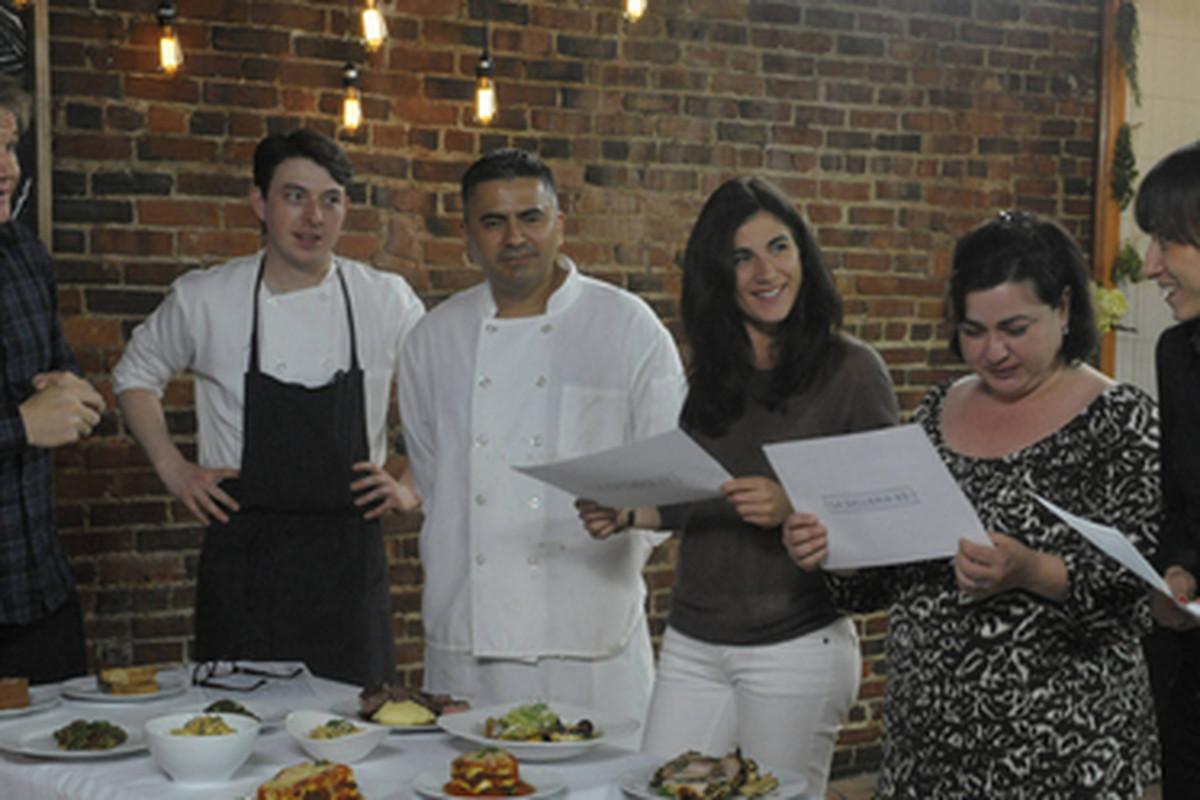 Redemption for La Galleria 33 on Kitchen Nightmares - Eater Boston