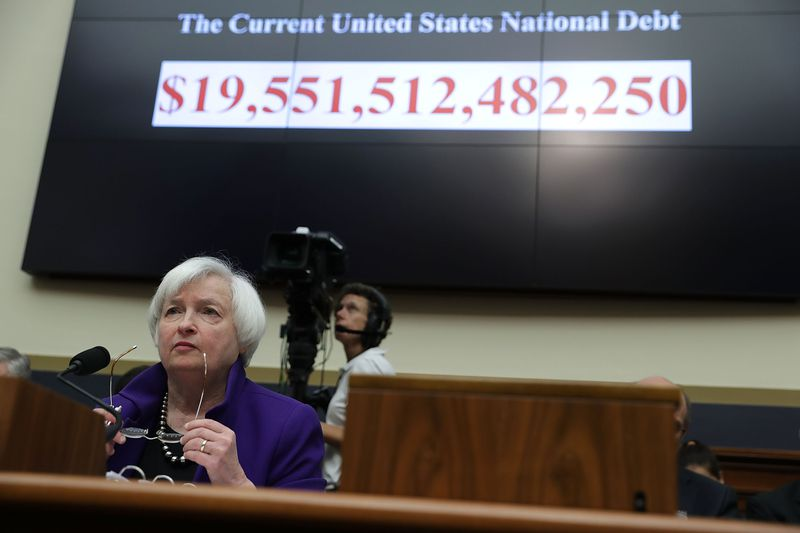 Fed Reserve Chairwoman Janet Yellen Testifies To House Committee On The Regulation Of Financial System