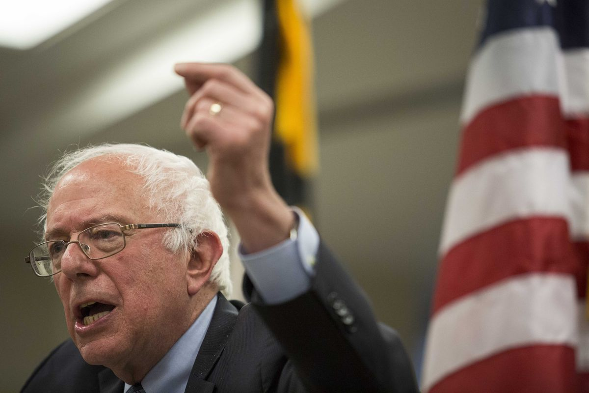 Sen. Bernie Sanders (I-VT) cares a lot about the US poor. He could stand to do more for the global poor.
