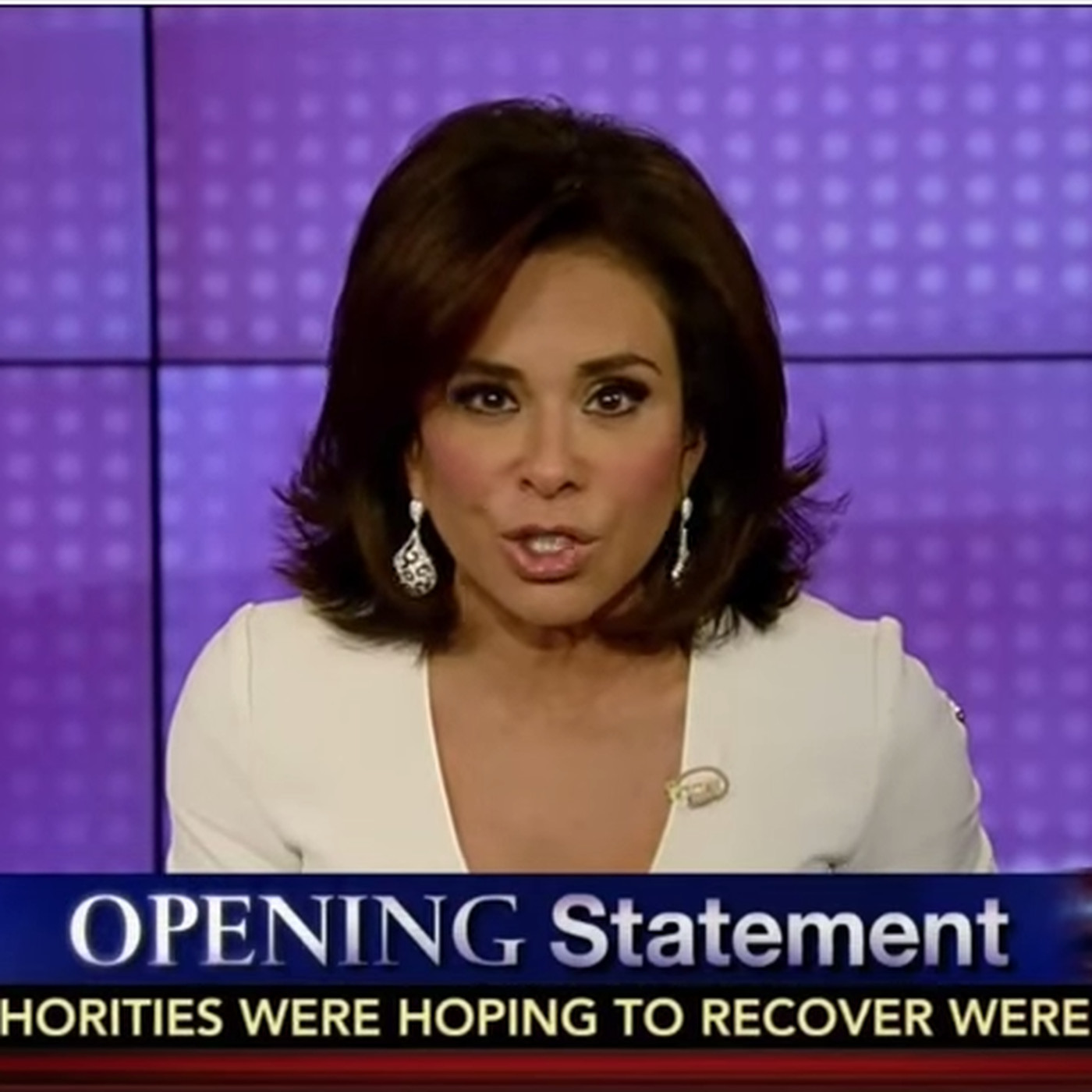 Fox News pulls Judge Jeanine show after Pirro's Islamophobic remarks - Vox