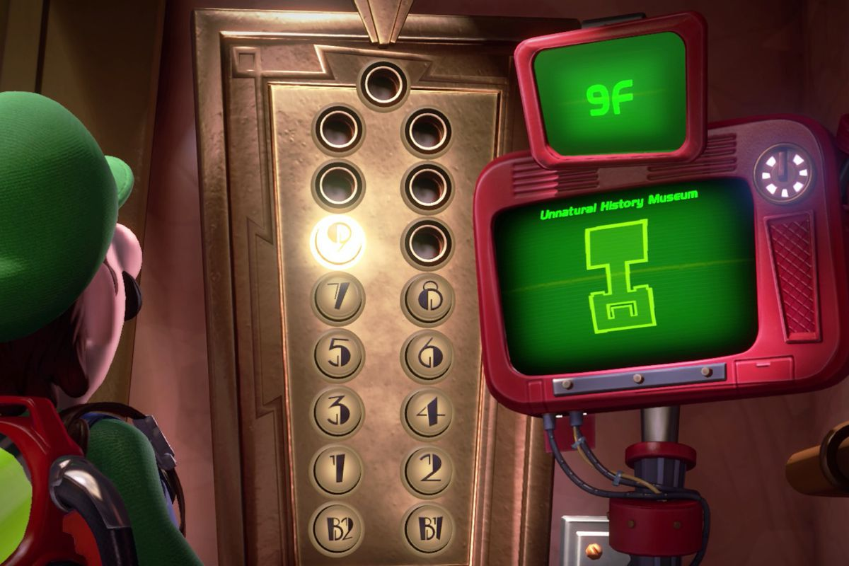 Luigi's Mansion 3 9F gems guide