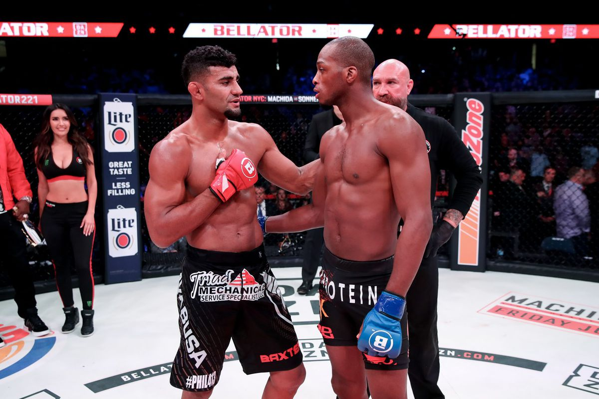 Douglas Lima: Michael Page should stop 'hand-picking' fights and challenge high-level opponent to earn rematch - MMA Fighting