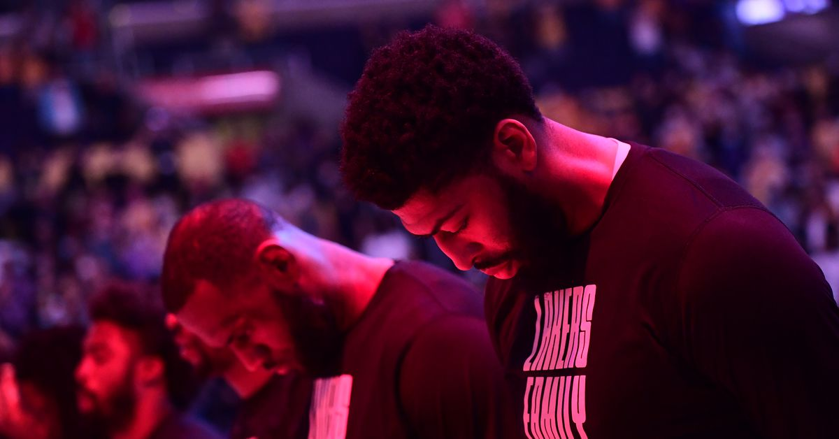 Lakers Injury Report: Anthony Davis says his groin 'feels real good' - Silver Screen and Roll