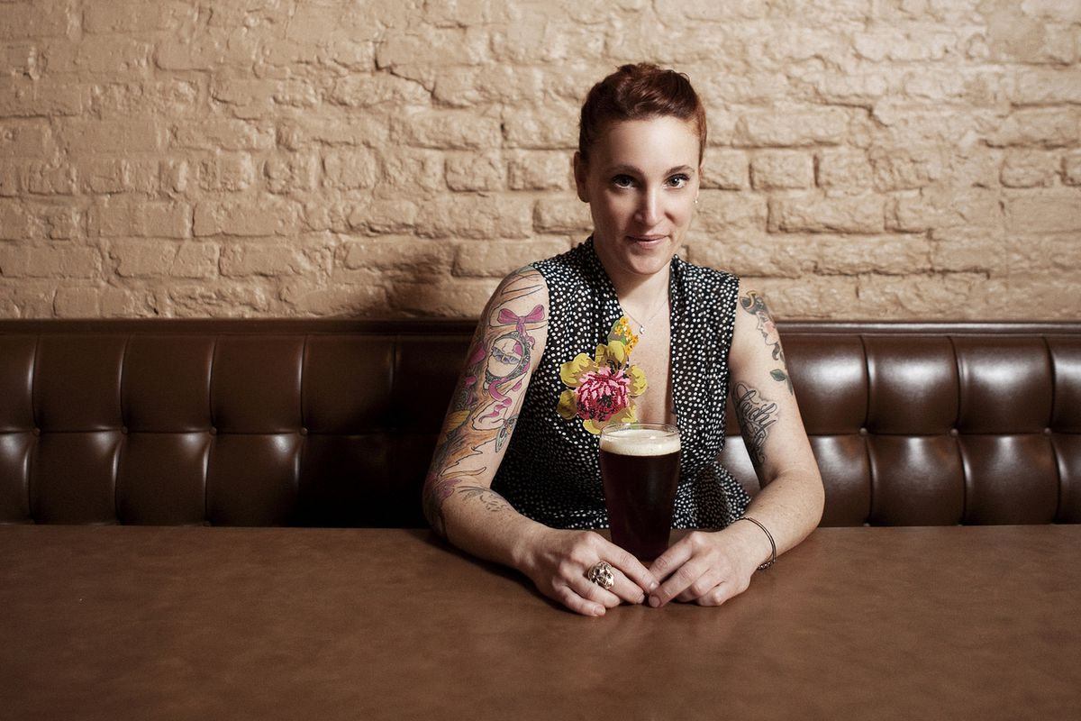 Pastry chef Mindy Segal