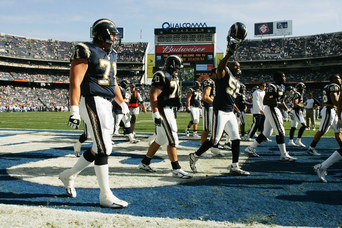 2006 Chargers Rank As One Of The Best Teams Of The Past 30