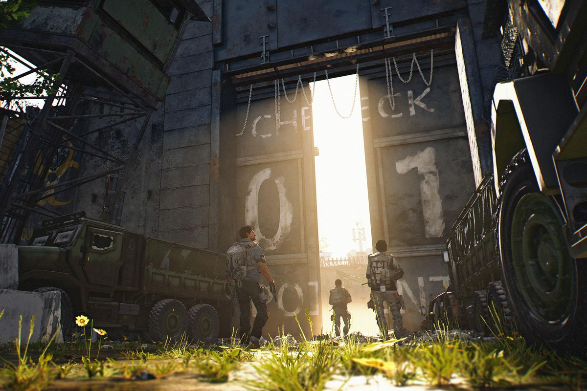 The Division 2 - opening the gates to the Dark Zone South