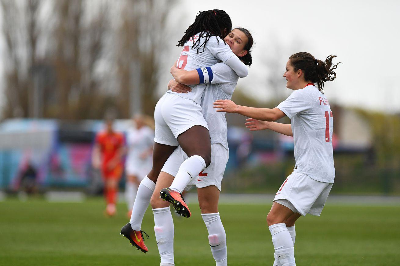 Wales v Canada - Women's International Friendly
