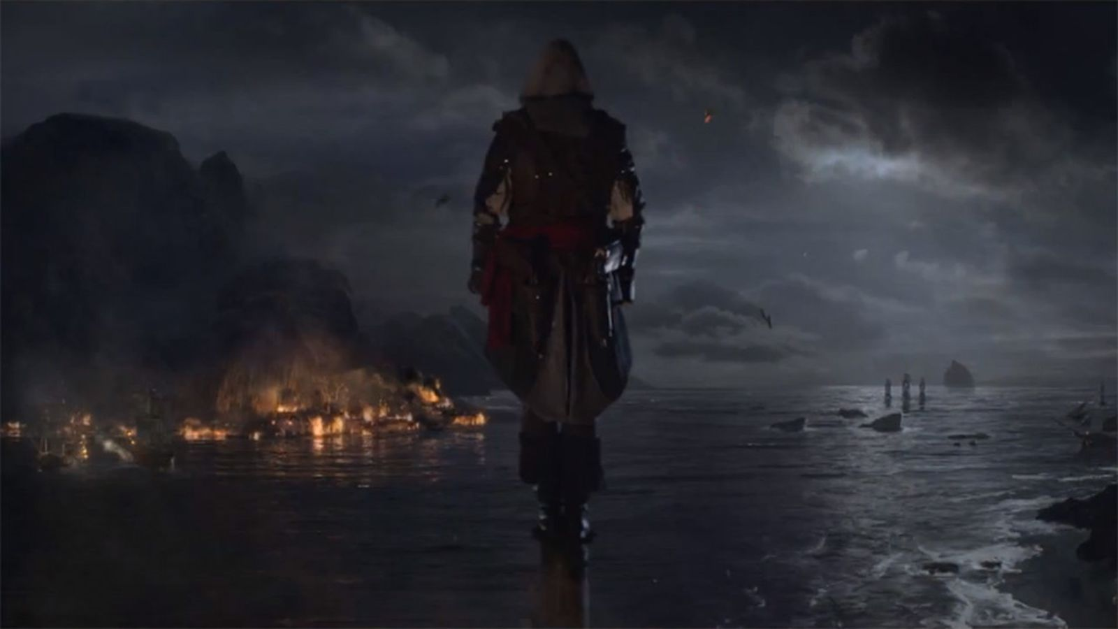 Assassin U0026 39 S Creed 4  Black Flag Live-action Trailer Urges You To Defy