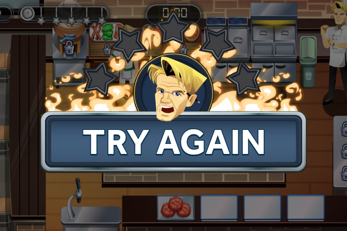 Gordon Ramsay Game