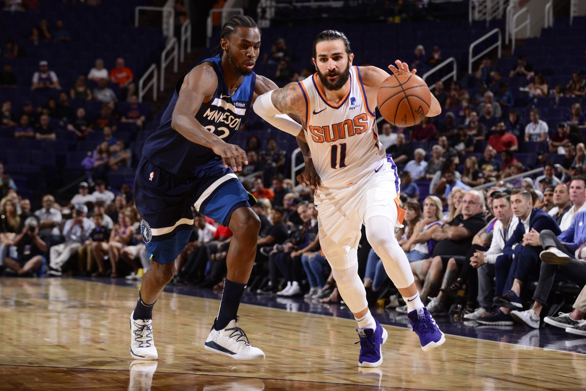 Ricky Rubio showcased what the Phoenix Suns have been missing for years