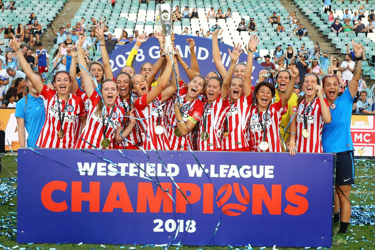W-League Grand Final - Sydney v Melbourne