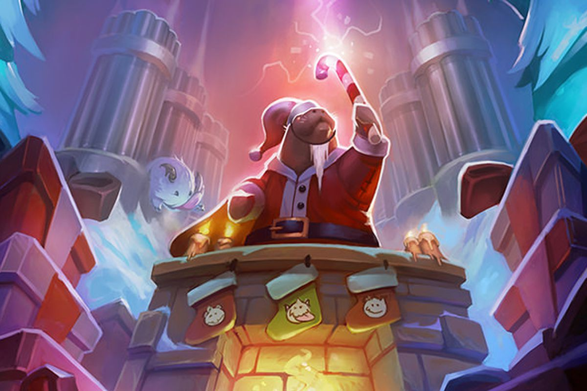 Urf 2020 Christmas All Random URF is returning, but only for certain champions   The