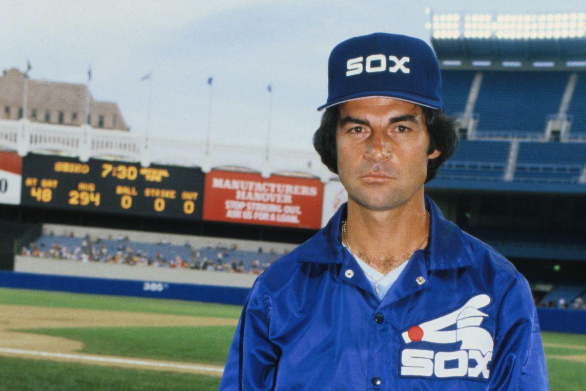 Portrait of Tony LaRussa