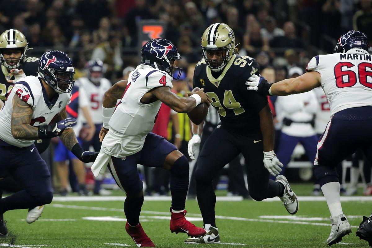 Saints vs  Texans: Second half open thread - Canal Street