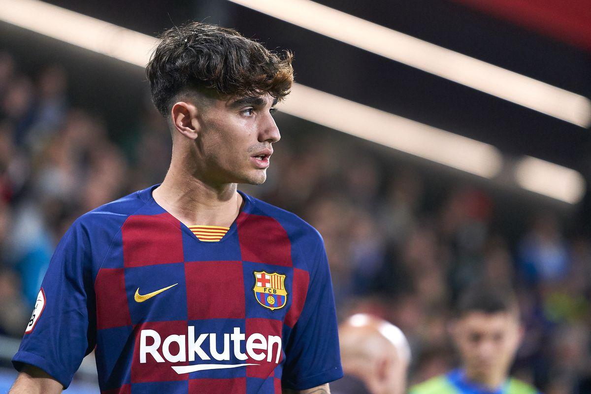 FC Barcelona B v Sabadell - Liga 2b
