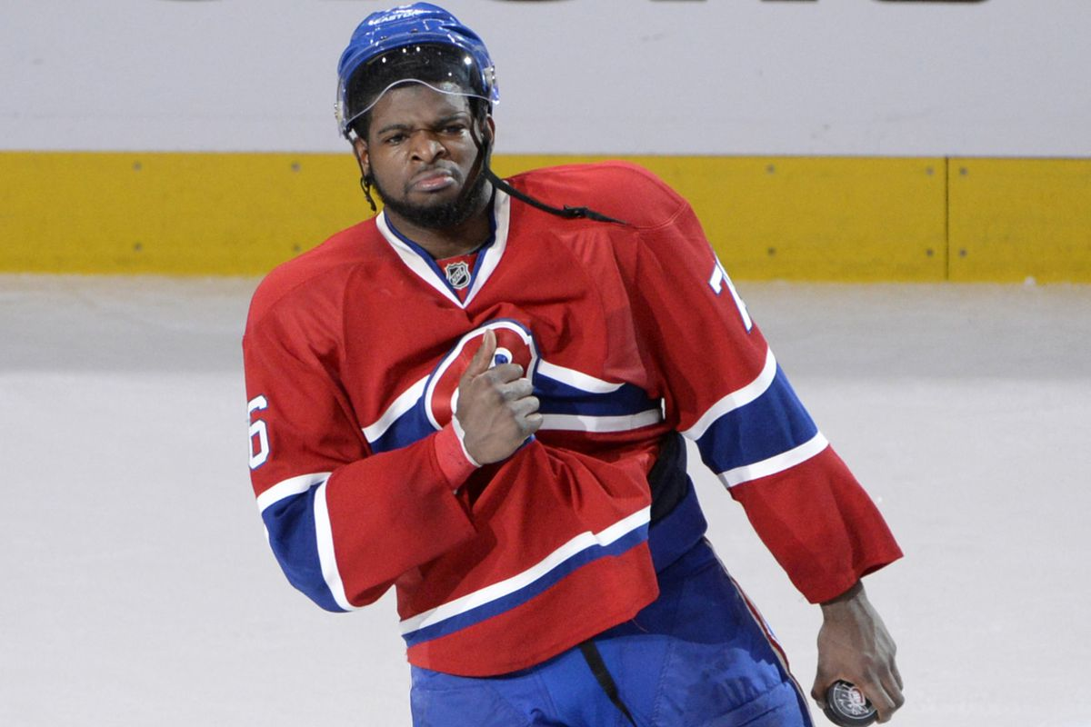 P K Subban Wife Brother Girlfriend Salary Height Facts
