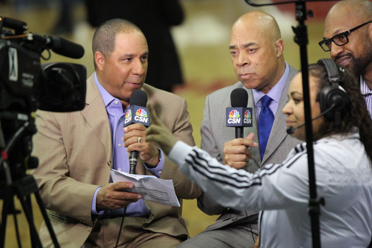 Who should succeed Phil Chenier as the next Wizards TV analyst