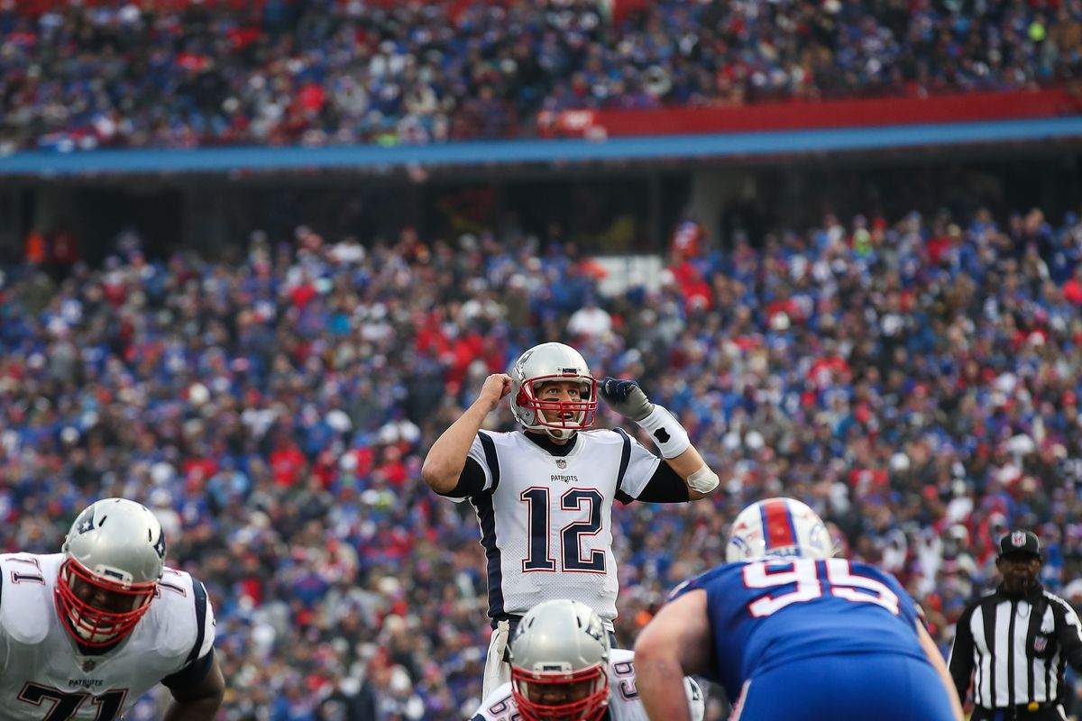 efddd1a57 What the Patriots offense has to do to beat the Bills - Pats Pulpit