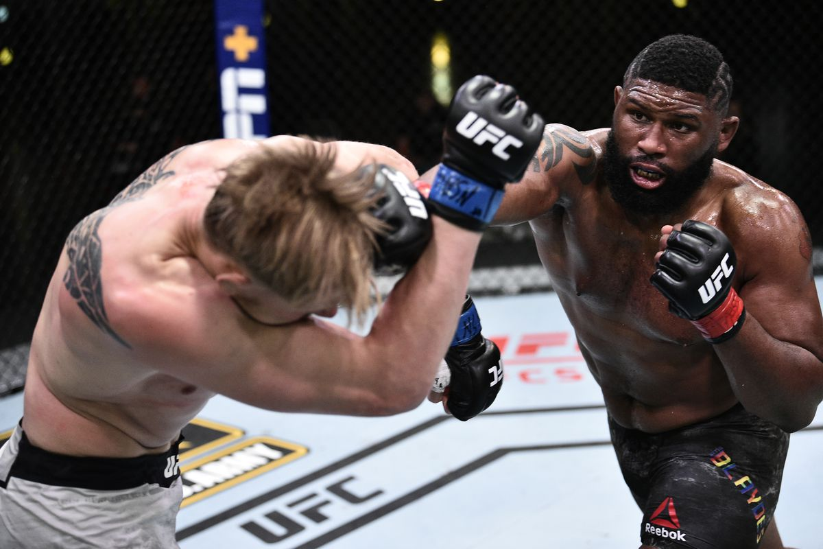 Curtis Blaydes vs. Derrick Lewis main event scrapped from UFC Vegas 15 - MMA Fighting