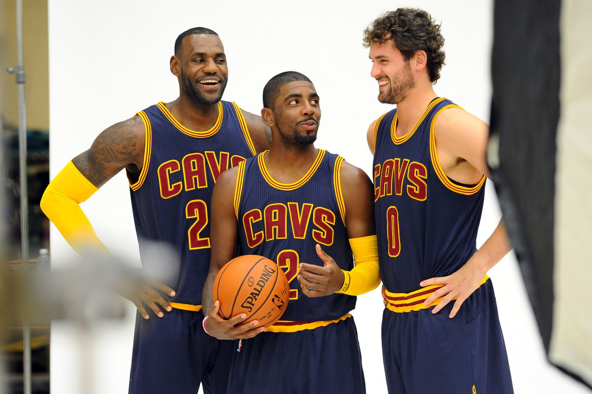 3aaee9f03ae3 Cleveland Cavaliers 2015 roster: Loaded Cavaliers the favorite to come out of  East