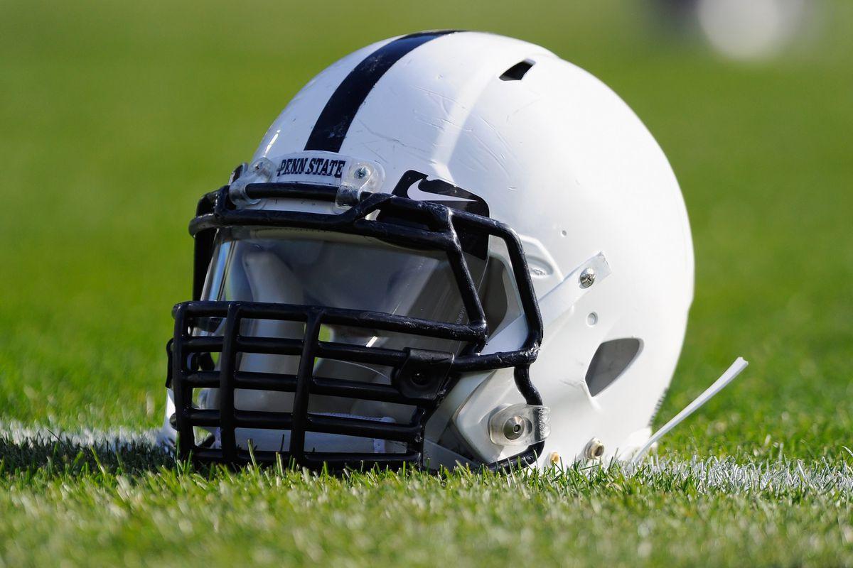 Image result for penn state football helmet