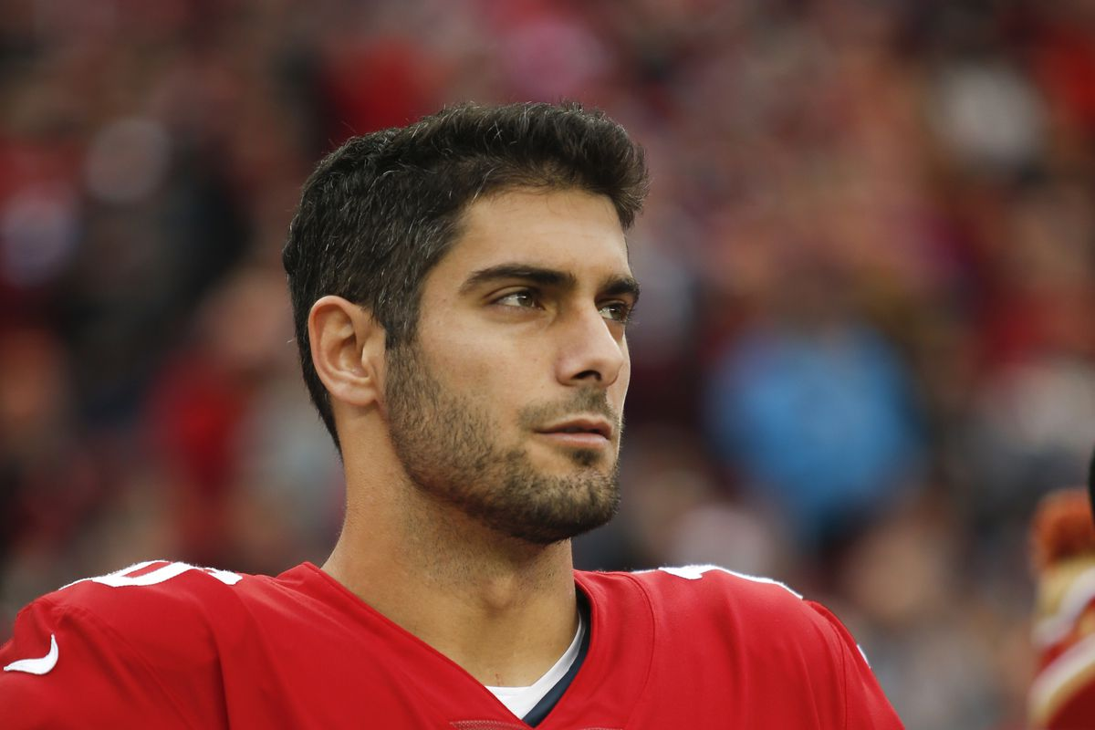 The Jimmy Garoppolo Nickname Tournament Finals - Niners Nation
