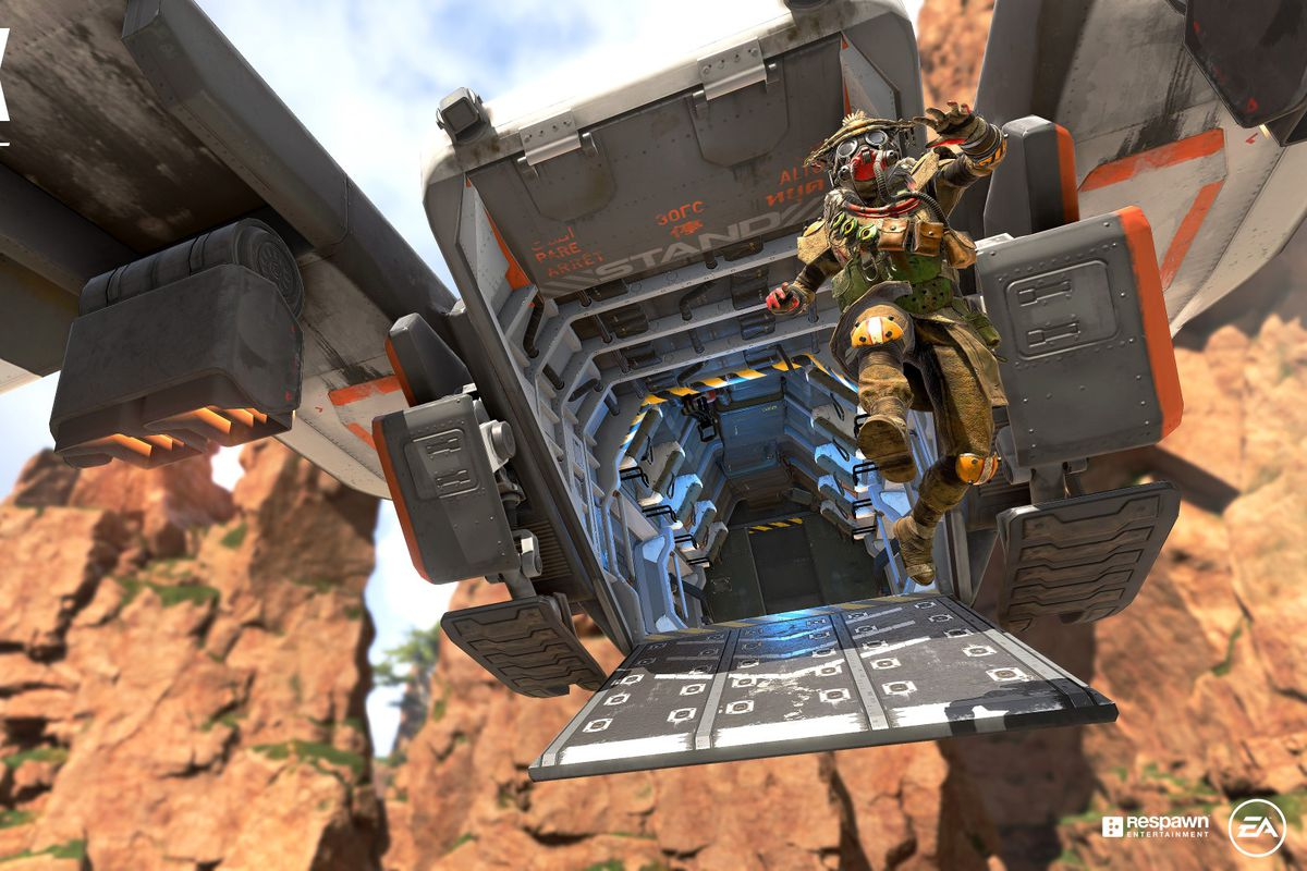 First Apex Legends Update Read The Patch Notes Polygon
