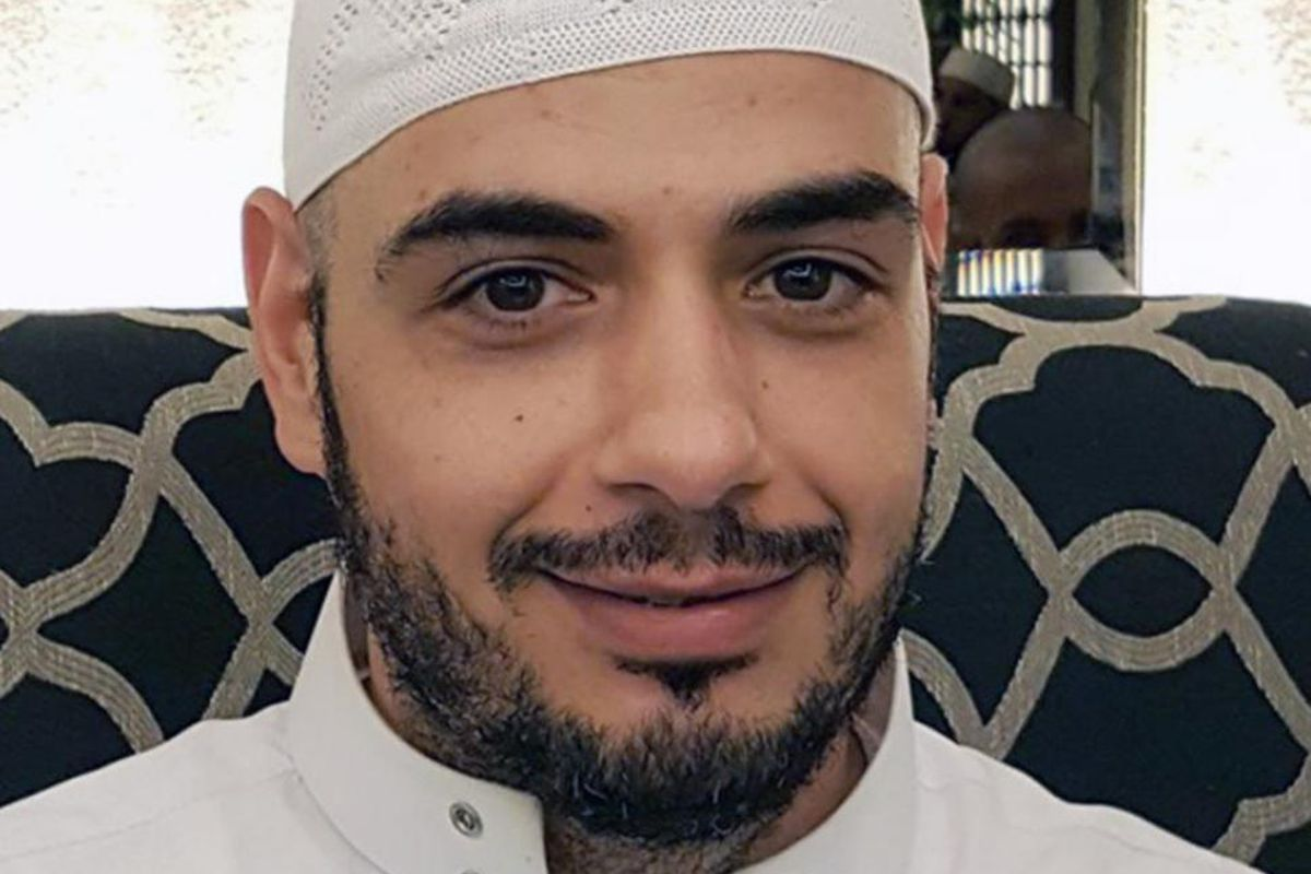 Fahim Aref heard about the death of Nabra Hassenen during his pilgrimage to Mecca, Saudi Arabia, in June 2017.