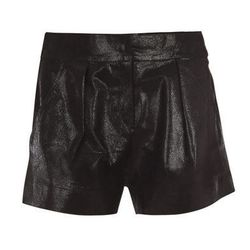 """Emma Cook Metallic Sheen Shorts at Matches, <a href=""""http://www.matchesfashion.com/product/43997"""">$106 (were $356)</a>"""