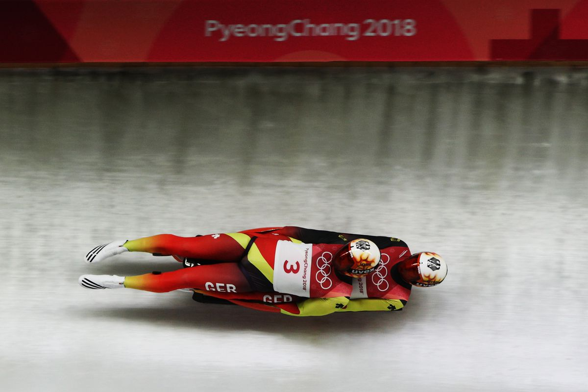 Luge - Winter Olympics Day 5