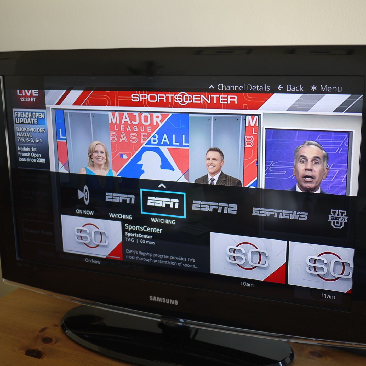 One Month With Sling TV: Why I'm Not Cutting the Cord Yet - Vox