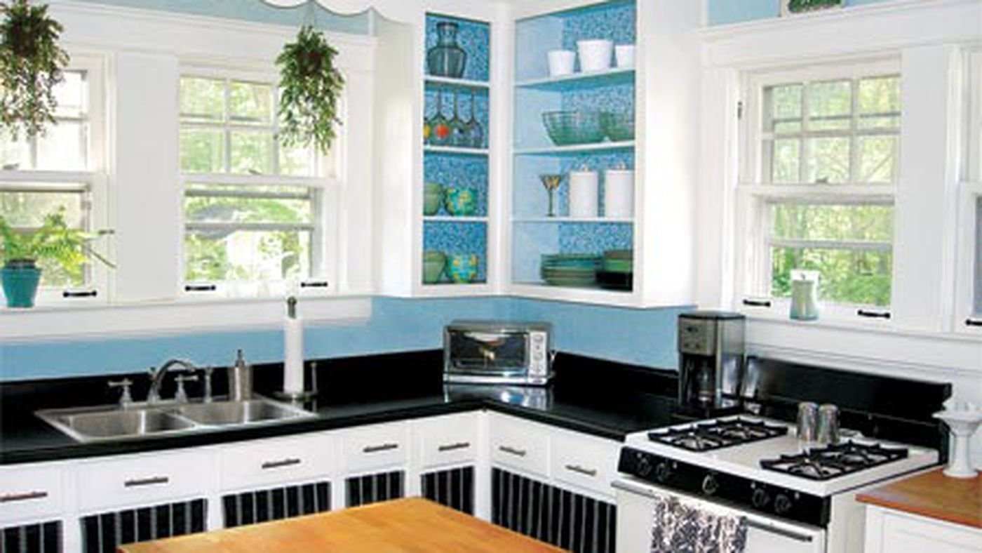 A Cheerful Kitchen Makeover For 935 This Old House