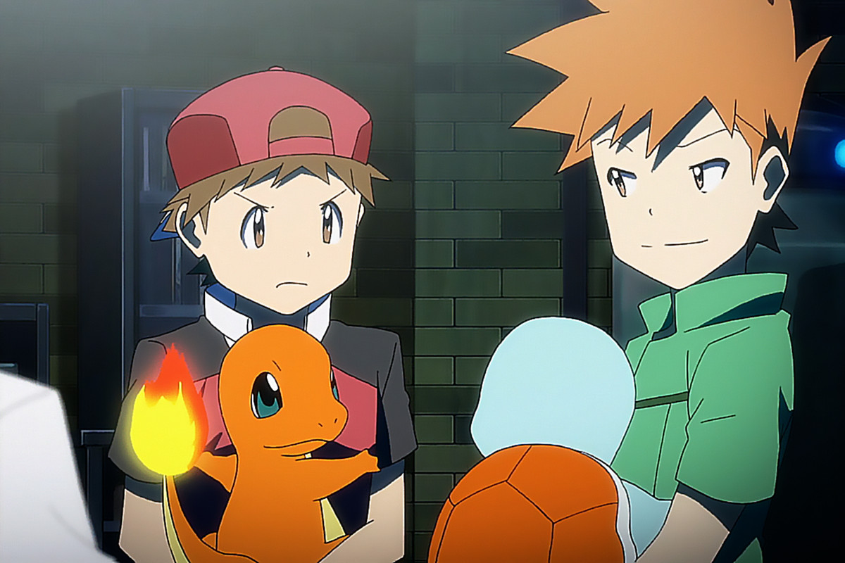 Want A Pokemon Red And Blue Movie Watch The Pokemon Origins Anime