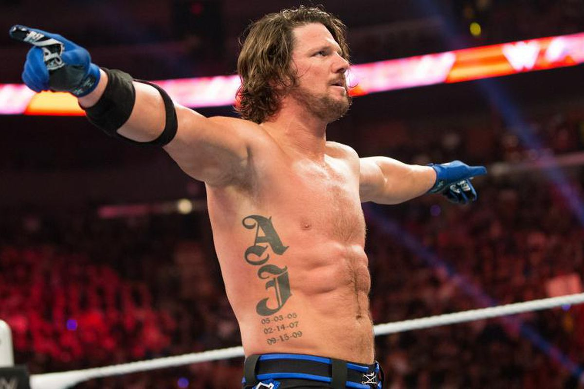AJ Styles has signed his last contract