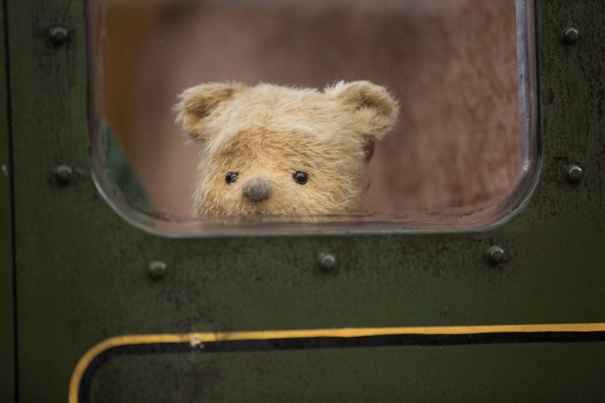 Why Christopher Robin Now On Netflix Will Make You Weepy Polygon